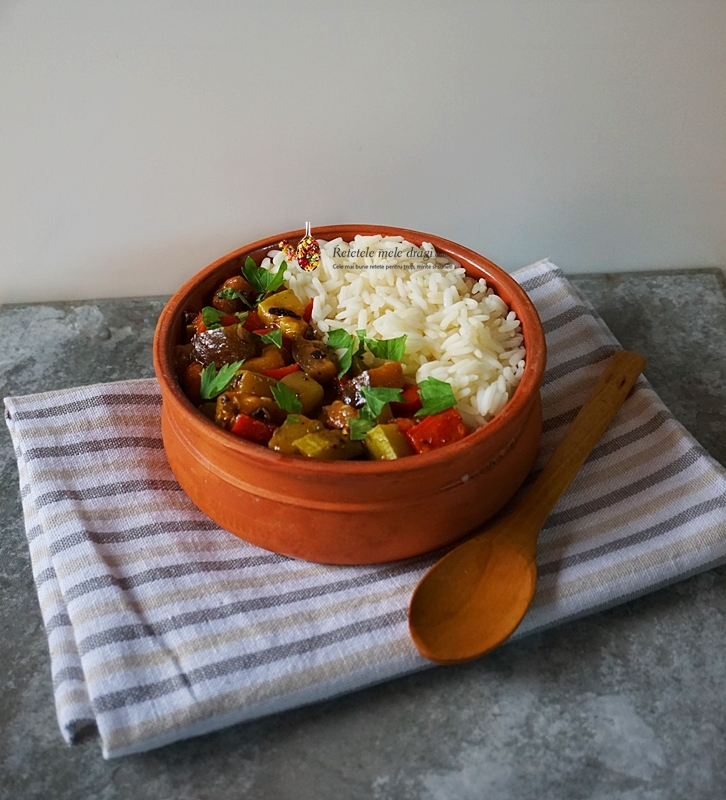 Tocana de legume in stil mediteranean 1