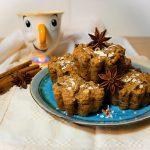 Muffins vegan fără zahăr