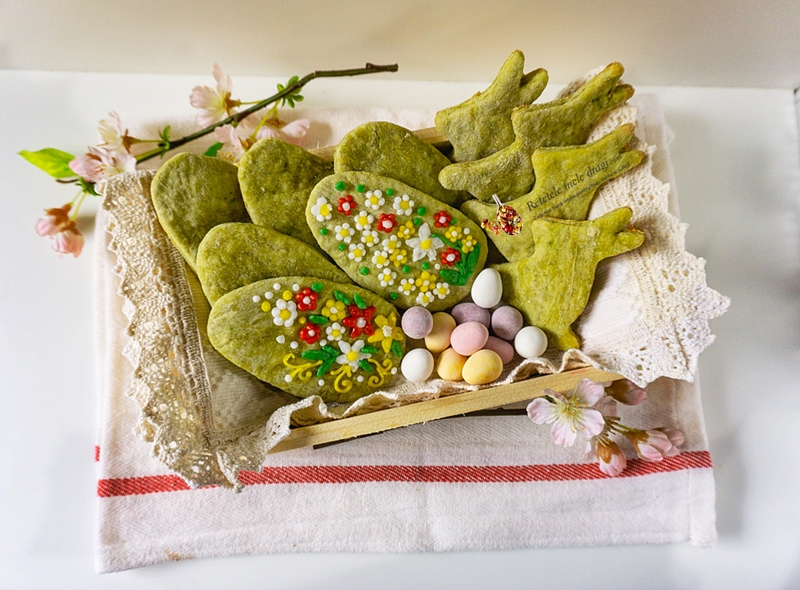 Biscuiti fragezi cu lamaie si matcha blog 1