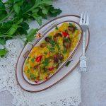 Budincă de tapioca în stil arăbesc