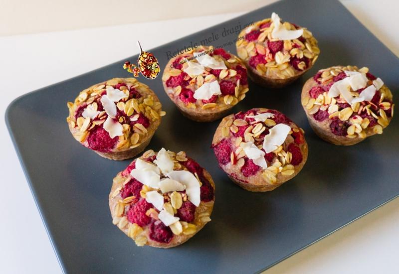 Muffins cu dulceata Blog 0