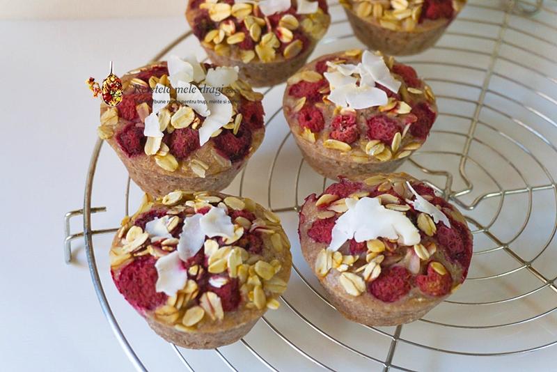 Muffins cu dulceata blog 1