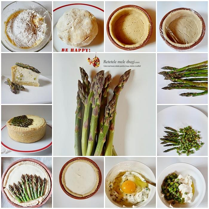 Tarta sărata cu spanac si branza Blog 3