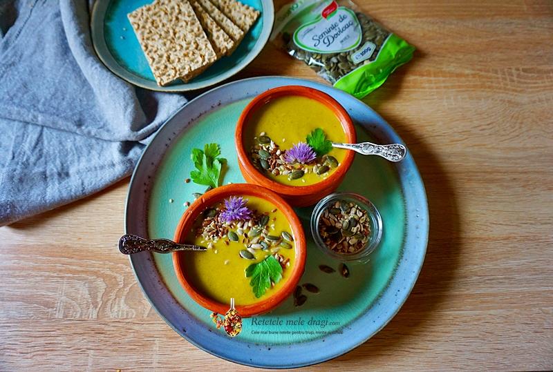 Supa crema de sparanghel cu porumb blog 01