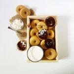 Brioșe aperitiv cu ton și măsline–Video