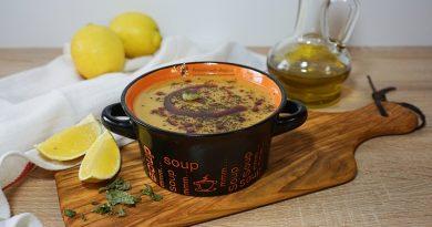 Supă cremă de linte în stil turcesc