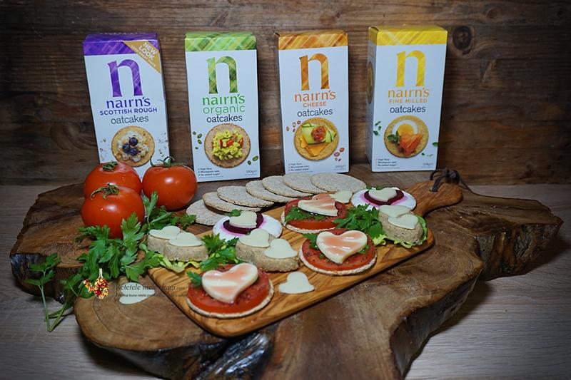 3 aperitive rapide cu crackers pentru Ziua Indragostitilor