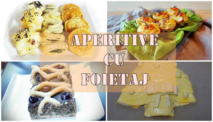 aperitive cu foietaj