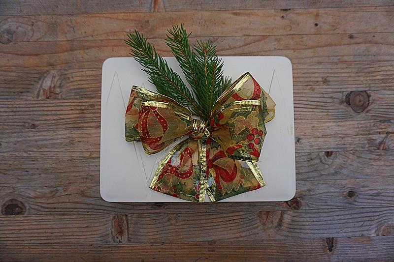 Fursecuri de Crăciun cu mascarpone- cutia