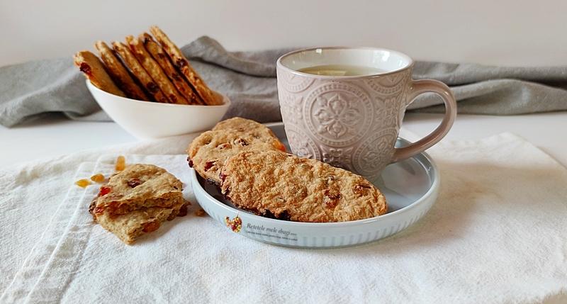 Biscuiti de casa tip Belvita 1