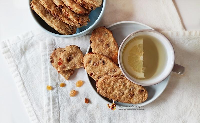 Biscuiti de casa tip Belvita 2