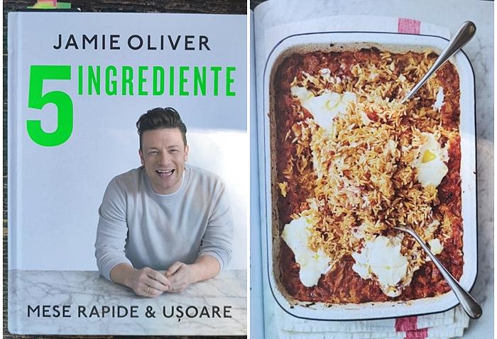 Orez cu sofran la cuptor Jamie Oliver